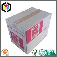 China CMYK Full Color Painted Corrugated Cardboard Box; Strong Packaging Box wholesale