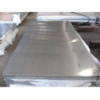 China GB DIN Hairline 304 430 Polished Cold Rolled Stainless Steel plate / Sheet 1000mm 1219mm Width wholesale