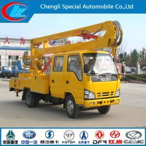 China Isuzu Truck pick up crane wholesale