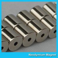 China Pneumatic Radial Cylinder Neodymium Magnet Super Strong High Performance wholesale
