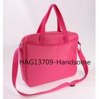 China 420D polyester briefcase red color document bags-HAG13709 wholesale