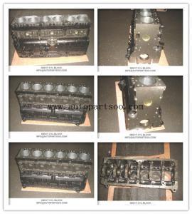China 6BG1T Engine Cylinder Block For ISUZU , ISUZU 6BD1T Cylinder Block 6BD1 6BG1 on sale