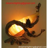 China Decorative Warm White Resin LED Wall Light wholesale