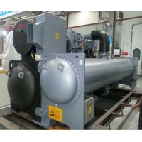 China Centrifugal water Chiller 2000TR capacity for T3 conditions wholesale