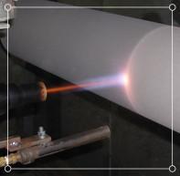 thermal spraying coating