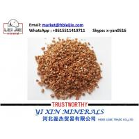 China supply golden / sliver  vermiculite powder / flake/ board  with best price wholesale