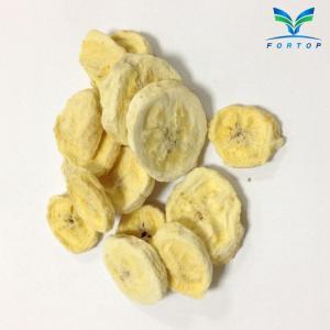 China Freeze Dried Organic Banana wholesale