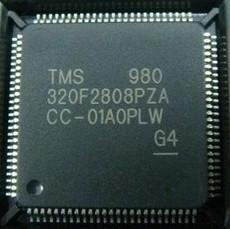 China TMS320F2808PZA  IC MCU 32BIT 128KB FLASH 100LQFP wholesale