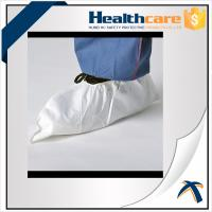 China Anti Static Disposable Shoe Cover Non Woven , Slip Resistant Shoe Protectors wholesale