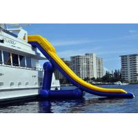 China Commercial Waterproof Ocean Big Inflatable Water Slides For Adults wholesale