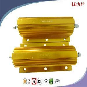 China Aluminum Housed Carbon Film Resistor Wirewound Resistors 300W75RJ wholesale