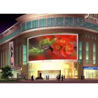 China HD P10 Outdoor Full Colorled Advertising Billboards Stadium Led Video Screen 9000 Nits wholesale