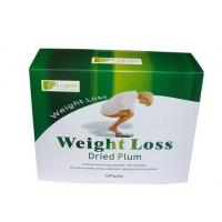 China Leptin Weight loss dried plum 100%herbal no side effect slimming body fat burner wholesale