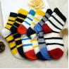 China Fashion Korean Striped Wool Children Socks wholesale