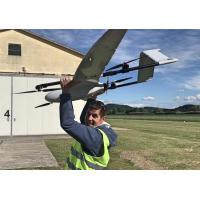 Quality VTOL Drone 180km Range 3hours Endurance For Mapping and Military Surveillance for sale