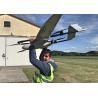 Buy cheap New VTOL Drone 180Mins Endurance 180Km Flight Radius 2.5M Wingspan Battery-Power from wholesalers
