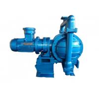 China Petrochemical 380V 110V Electric Operated Diaphragm Pump Stainless Steel ISO9001 wholesale