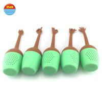 China reusable coffee capsule caffit Silicone Tea Infuser coffee filter tea infusers tea pot milk frother wholesale