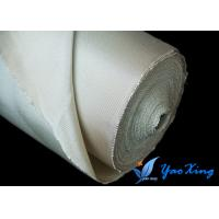 China Stainless Steel Wire Industrial Fire Blanket Roll Reinforced Glass Fiber Cloth For Fireproof wholesale
