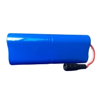 China 6.4V 12Ah Blue Lithium Phosphate Battery With LiFePO4 Cell wholesale