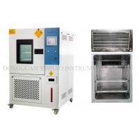 China High And Low Temp Environmental Test Chamber Touch Screen With Extended Operating Life wholesale