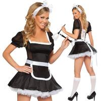 China Beer Festival Maidservant sexy costume wholesale