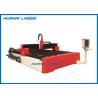 China Metal Fiber Laser Cutting Machine , 500W Fiber Laser Cutter With Raycus Laser Source wholesale