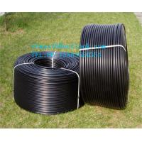 Quality Double wall corrugated PE pipe for drain water for sale