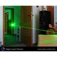 China 30mW Green laser pointer on sale