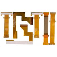 China Double Sided Multilayer Flexible Circuit Board Control Feel Smooth 0.05mm - 1.0mm wholesale