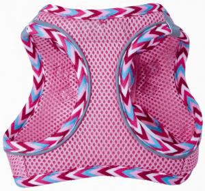 China 9 Colors Breathable Soft Polyester Mesh Nylon Dog Harness wholesale