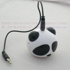 China Panda Mini Speaker for MP3/MP4 Player! MS-PS163 wholesale
