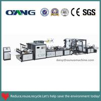 China Yes Computerized and New Condition Non Woven Bag making Machine wholesale