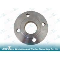 China ASME / ANSI B 16.5 Titanium Pipe Fittings ASTM B381 Gr5 With FF Flange Surface wholesale