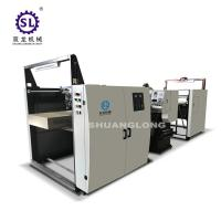 Calander Paper Embossing Machine with Automatic Feeding System SLYW-920