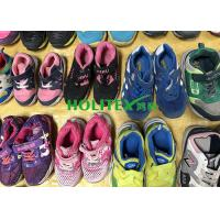 Buy cheap Children's Second Hand Clothes Shoes / Colorful Used Sports Shoes For Summer from wholesalers