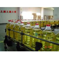 China Automatic 5L Edible Oil Filling Machine With Screw Cap , Oil Bottle Filling Machine wholesale