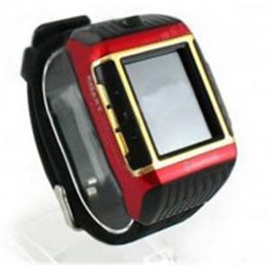 China Newest water proof Quadband watch phone---W08 wholesale