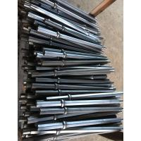 China 7° Tapered Drill Rod Drill Extension Rod Black Or Based On Demand wholesale
