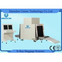 Buy cheap Conveyor X Ray Luggage Scanner With 40mm Steel Penetration , 800*650mm Tunnel Size from wholesalers