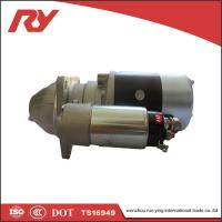 China Electric Hitachi Starter Motor 11T Teeth 23300-Z5505 S25-110A 4.5Kw CE Certificated wholesale