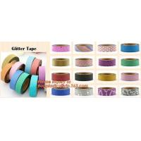 China 5cm Scotch Tape Label Wide Adhesive DIY Scrapbooking Sticker Label Kids Toy Car Play wholesale