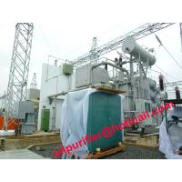 China Enclosed Weather Proof Type High Vacuum Insulation Oil Filtration Unit ,Transformer Oil Purifier, Oil Purification Syst wholesale