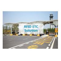 China Smart City Construction RFID Solution / ETC Solution Electronic Toll Collection wholesale