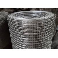 China 0 . 7mm Electro Hot Dip Galvanized Welded Wire Mesh Stainless Steel Agricultural wholesale