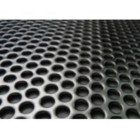 Round hole Perforated metal sheet Manufactures