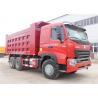 HOWO Tipper 6x4 Sinotruk Dump Truck 10 Wheeler 18M3 20M3 30 Tons Tipper Truck