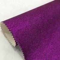 China Fashion Textured Glitter Wall Fabric Grade 3 Moisture Proof  Modern Style wholesale