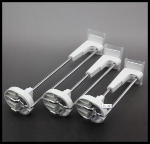 China COMER Supermarket display brackets anti-theft metal hook wholesale