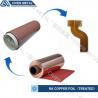 China High Flexibility 25UM / 35UM / 50UM RA Copper Foil For Fine Circuit FPC wholesale